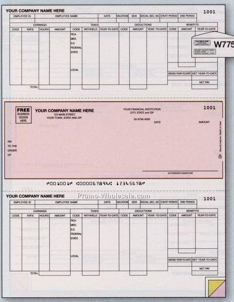 Payroll Check: I Lost My Payroll Check