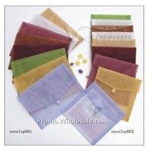11-1/2cmx8cm Organza Envelope