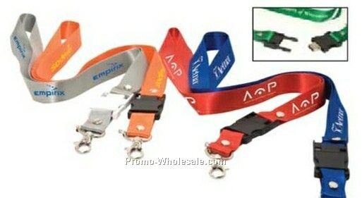 4gb Lanyard USB Memory 2.0 Drive