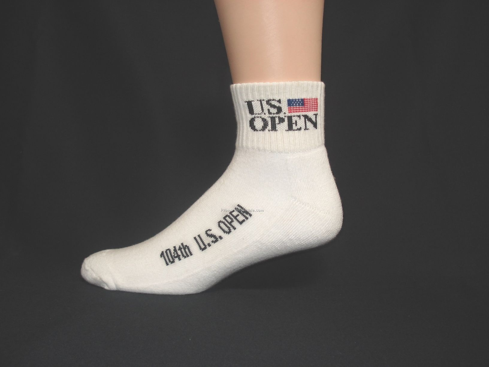 Custom Woven Cool Max Golf Socks Item No:PWC828174