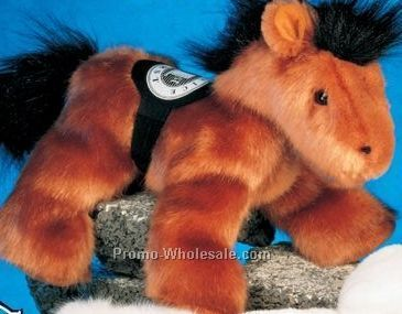 "Floppy Family Pony Stuffed Animal (10"")"
