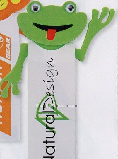 Frederick Frog Bookmark