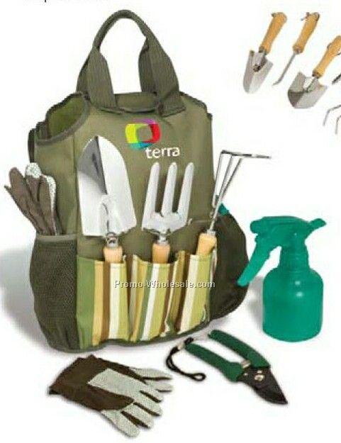 Green Thumb Gardening Bag - 3 Day Rush