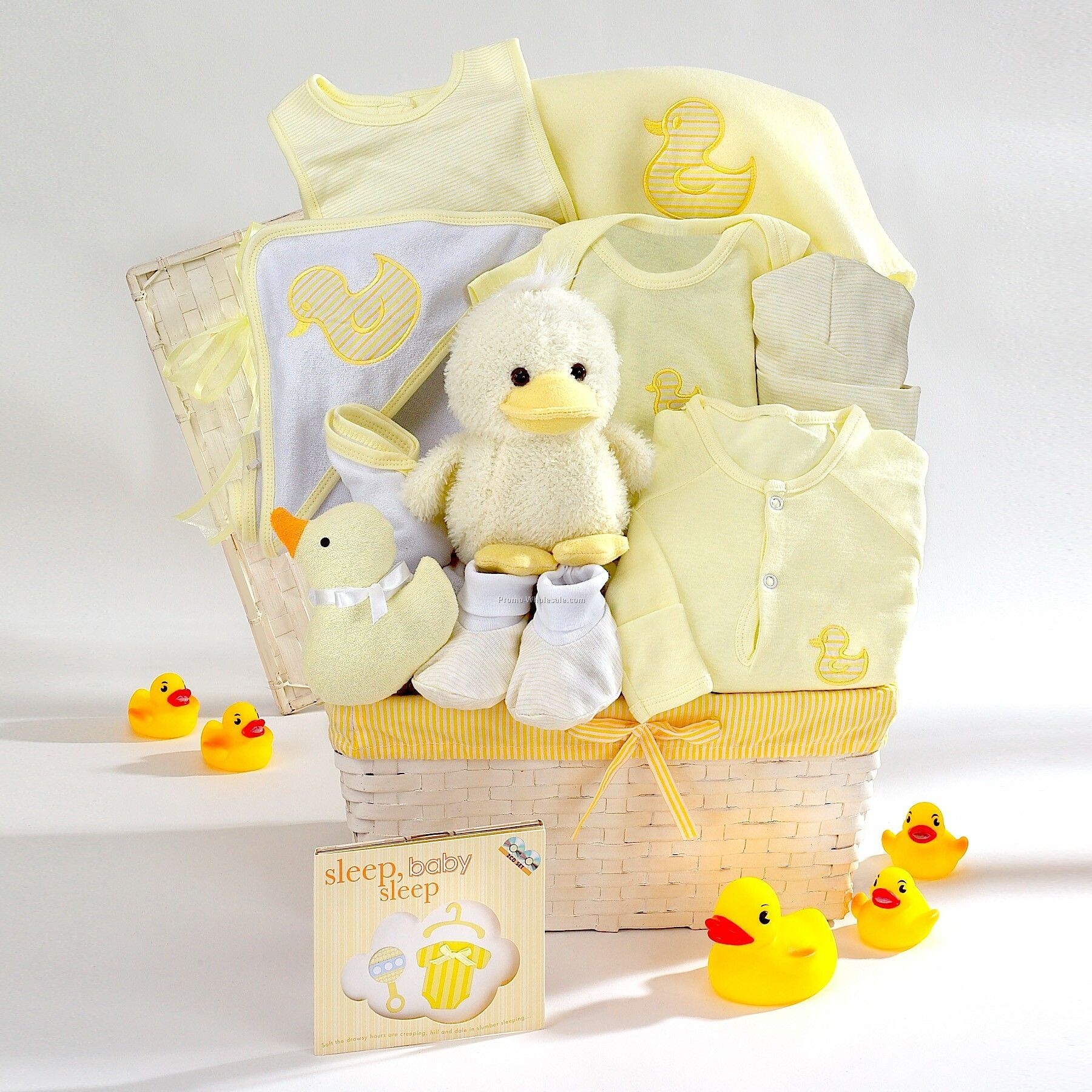 Baby Gift Baskets China : Just ducky baby hamper wholesale china