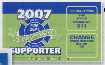 Labelmailers Paper Labels On Postcards (3 Labels)