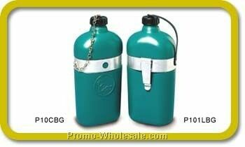 Oasis One-quart Kwencher Flask Canteen With Carry Bag (Logo On Bag)