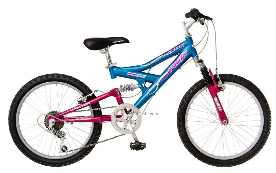 "Pacific Cycle Girl`s 20"" Tuscon Bicycle"