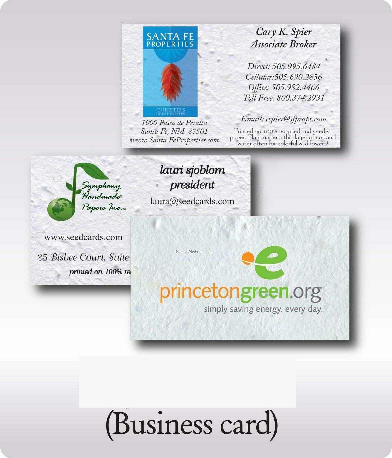 Seeded Business Cards Australia Gallery - Card Design And Card Template