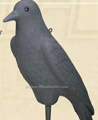 Specialty & Confidence Decoy - Hard Body Crow