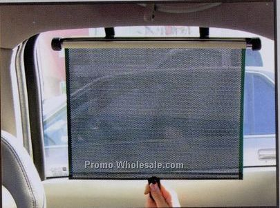 Style Auto Accessories Deluxe Auto Shade