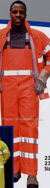 Superior Pants Safety Orange (3xl-4xl)
