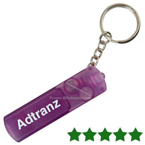 Whistle Keylight (Translucent Purple)