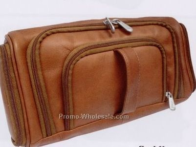 "12""x4-1/2""x5"" Multi-compartment Toiletry Kit"