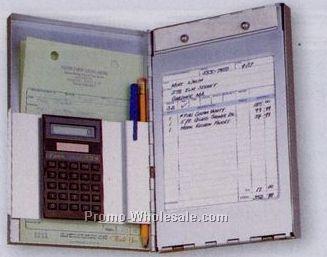 2 In 1 Aluminum Desk Register W/Out Calculator