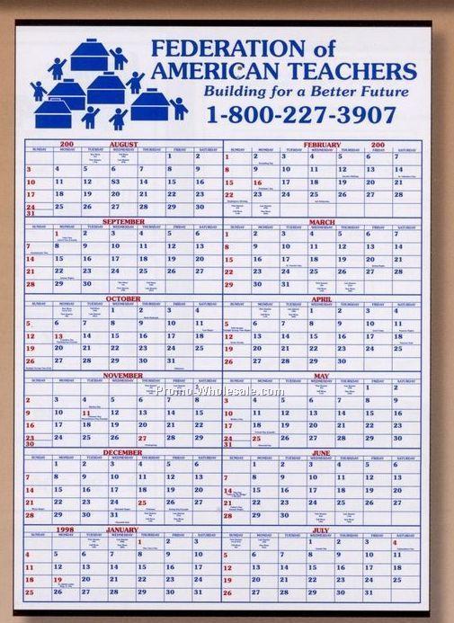 Year Up Calendar : Calendars china wholesale
