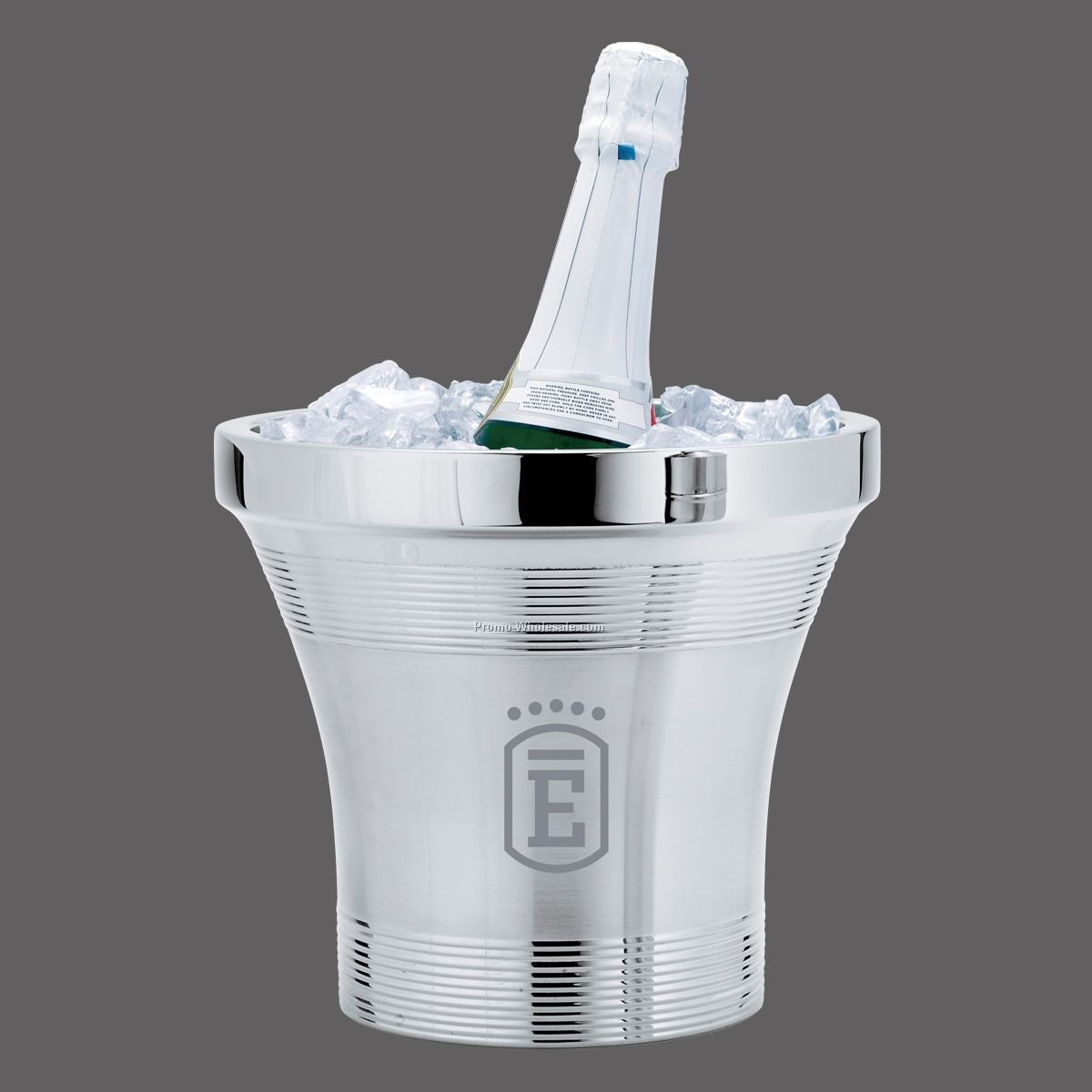 Plastic Chevron Ice Bucket Wholesale China