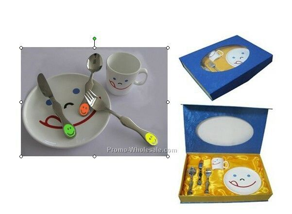 Child's Dinner Ware Place Setting