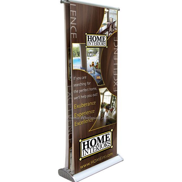 Endless Ads 36 Scrolling Floor Display Banner Wholesale China