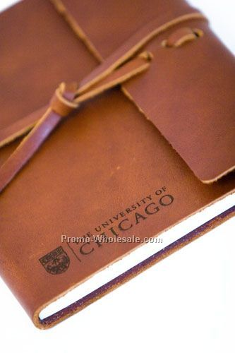 Everyday Leather Journal With Flap (Large)