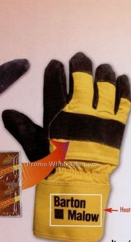 Heat Factory Heated Work Glove