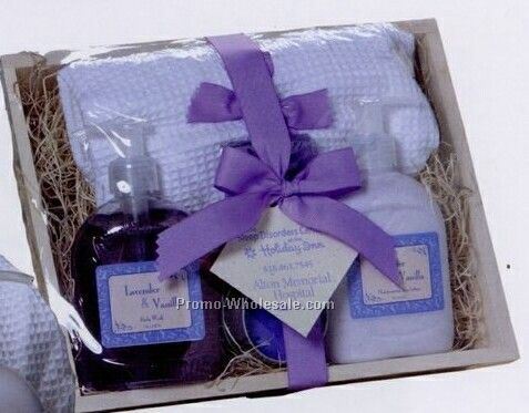 Lavender Fields Bath Tray