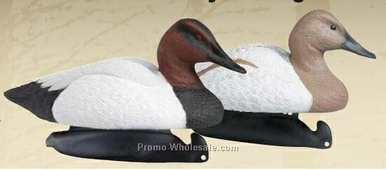 Magnum Canvasback Duck Decoy W/ Weighted Keel