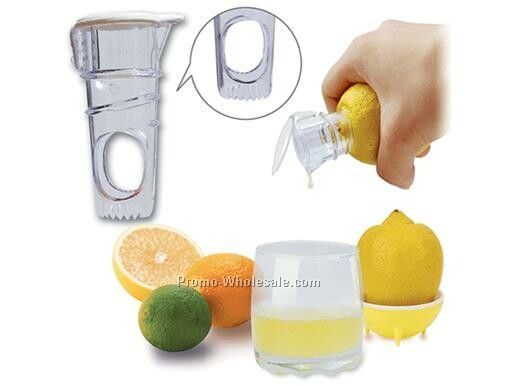 Plastic Lemon Juicer