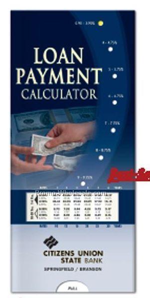 loan calculator chart