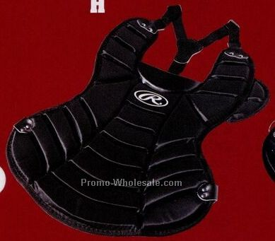 "Rawlings Ladies 15"" Baseball/ Softball Chest Protector"