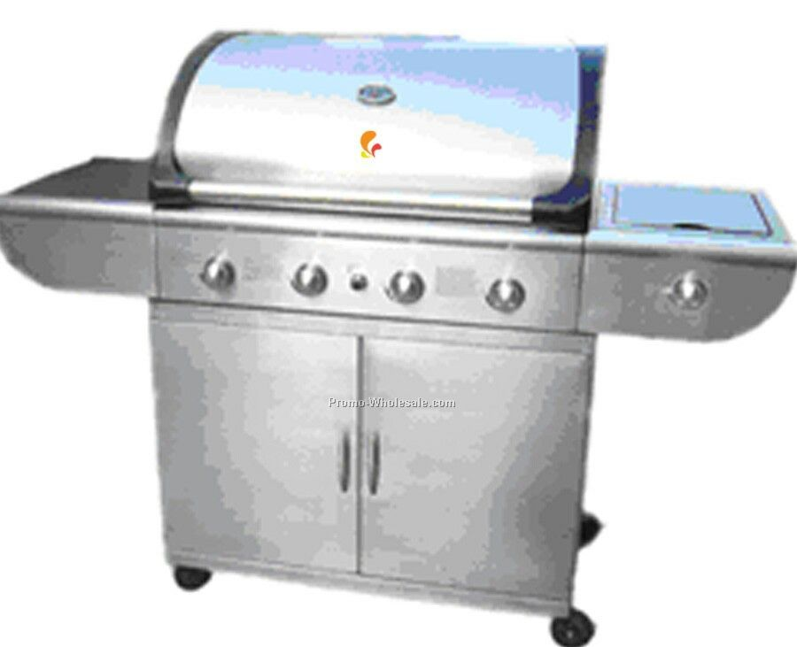 Starland Metals - Stainless Steel BBQ Grills