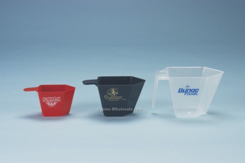 16 Oz. Plastic Measure Cup