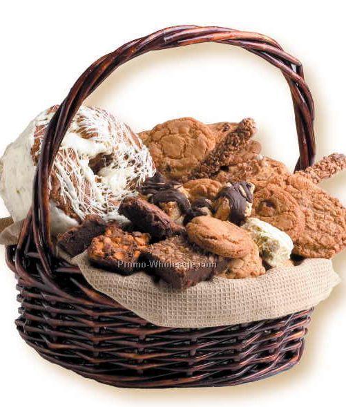 48 Brownies Gourmet Gift Basketwholesale China