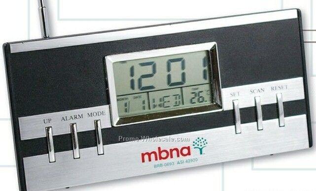 alarm clock w fm scan radio wholesale china. Black Bedroom Furniture Sets. Home Design Ideas