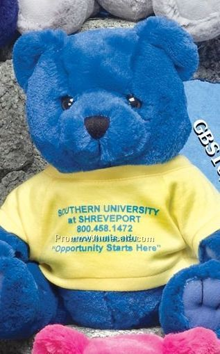 "Brite Guy Bears Blue Bear (10"")"