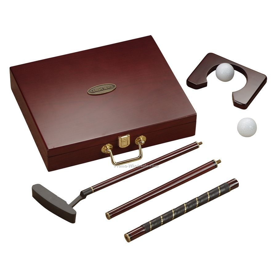 Executive Putter Set