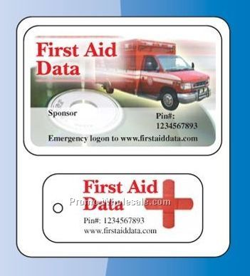 First Aid Data Card Solutions