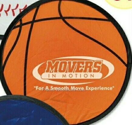 Flip Flyer Discs/ Basketball