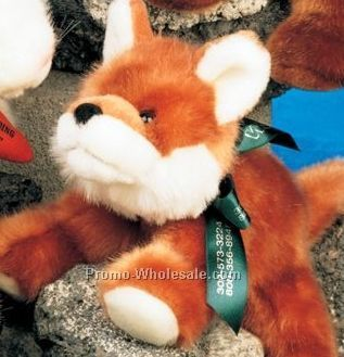 "Floppy Family Fox Stuffed Animal (10"")"