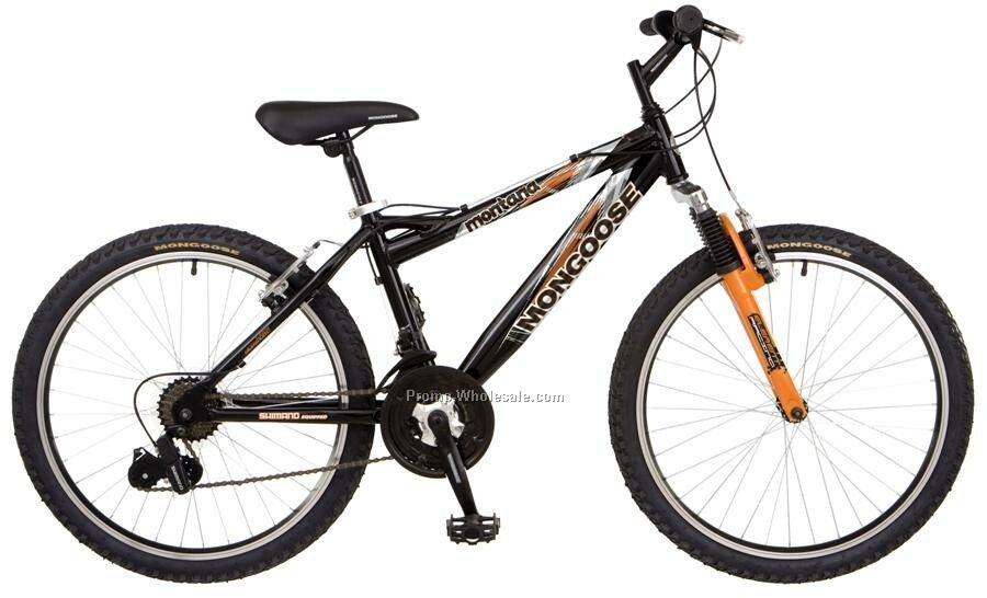Bikes For Boys 24 Inch Mongoose Montana Boy s Bicycle