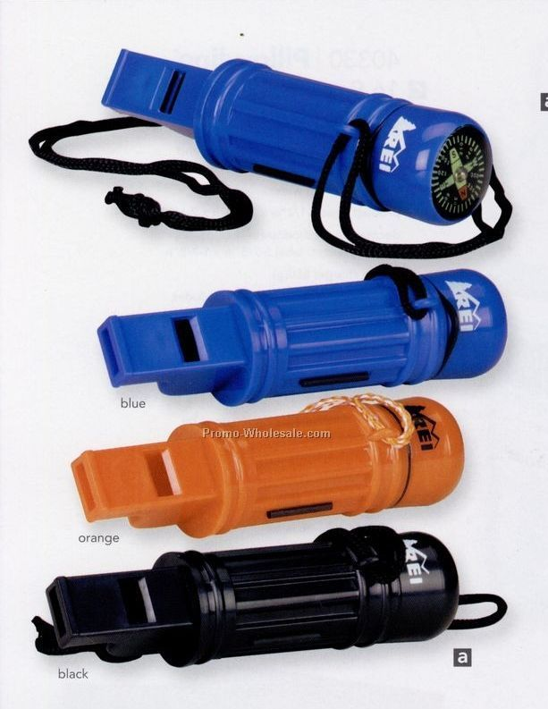 Pillowline Sentry Safety Survivor Whistle