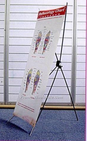 Reflexology Hands Poster
