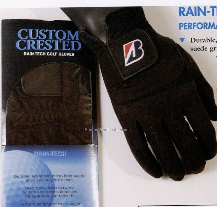 Regular Pair Men's Rain Tech Performance Rain Gloves,Wholesale china
