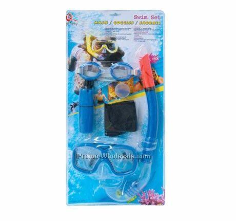 Silica Gel Swim Sets