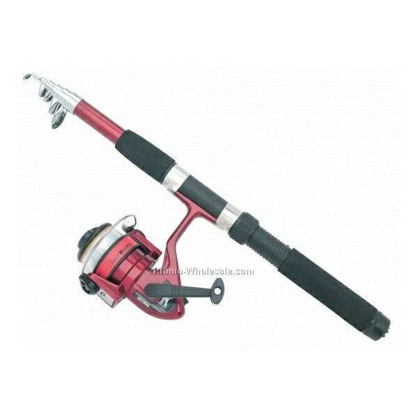 Telescoping Fishing Rod