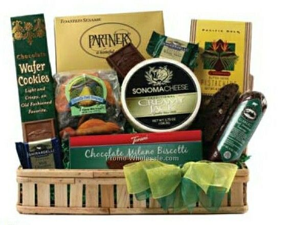 The Party Planner Gift Basket