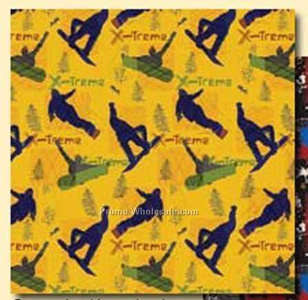 "100% Cotton Import Bandanna - 22""x22"" (Rotary Printed)"