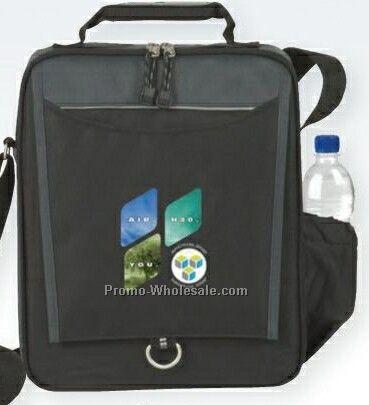 Atchison Visibly Vertical Briefcase Bag