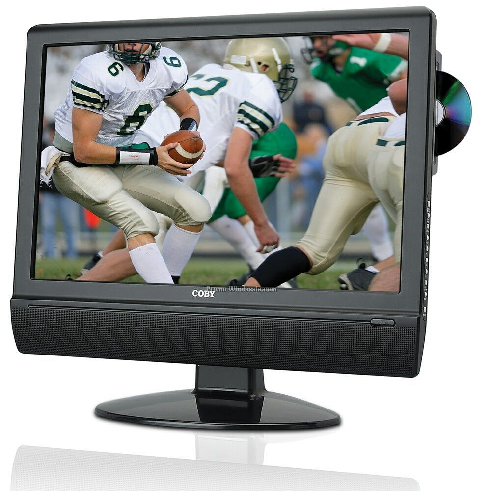 Emerson LD195EMX 19-inch LCD HDTV DVD Combo (Refurbished)