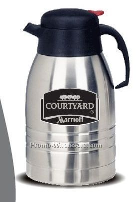 2 Liter Nordic Stainless Steel Vacuum Coffee Pot (1 Color)