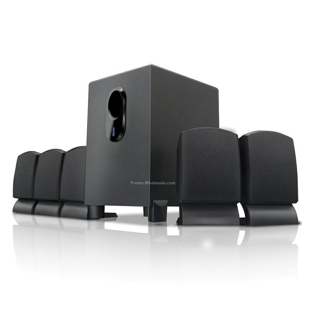 300w 5.1-channel Home Theater Speaker System